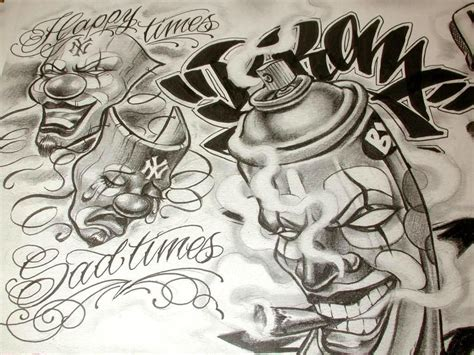 cholo tattoo designs boog gangster chicano mister flash book