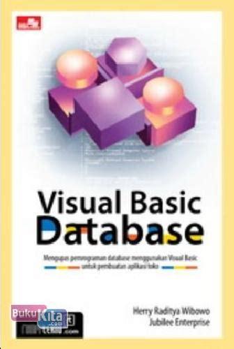 bukukita visual basic database toko buku