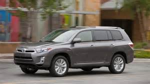 Toyota Highlander 2013 Reviews 2013 Toyota Highlander Hybrid Limited Review Notes Autoweek