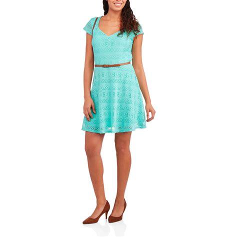 Bj 9867 Blue Stripe Dress no boundaries juniors stripe tunic sweater dress