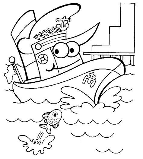 Transportation Coloring Pages For Kids Coloringpagesabc Com Transportation Coloring Pages