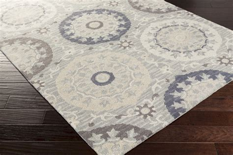 gray and navy rug surya centennial cnt 1105 light grey navy slate closeout area rug