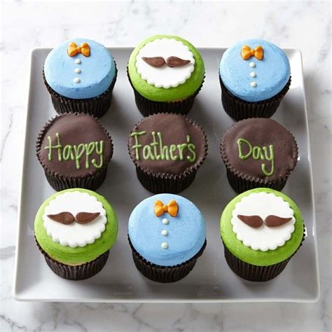 fathers day cupcakes 30 best s day cupcakes images on