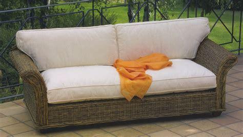 divani in rattan da esterno divano 2 posti in rattan etnico outlet mobili etnici