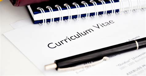cv writing when it s time to hire a professional cv writer