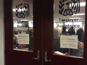 detroit irs office overrun now requires appointment