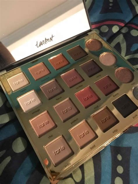 Luster Pro Light Review Second Review Tarte Tarteist Pro Palette Lipstix Amp Chill
