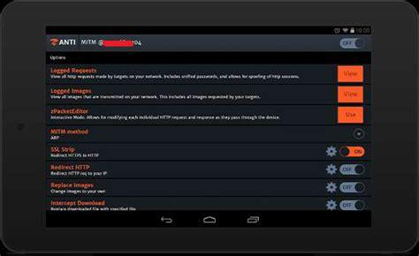 zanti tutorial mitm mobile security pen testing