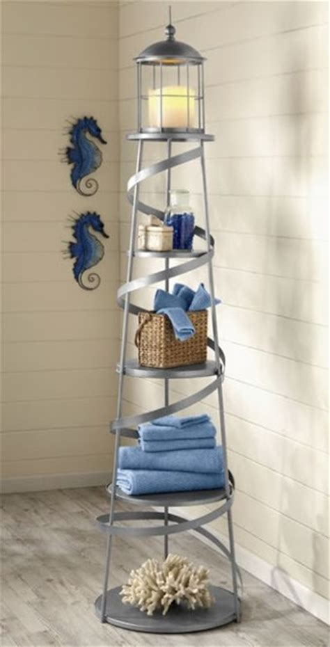 Nautical Bathroom Decor That Will Impress You Nautical Bathroom Storage