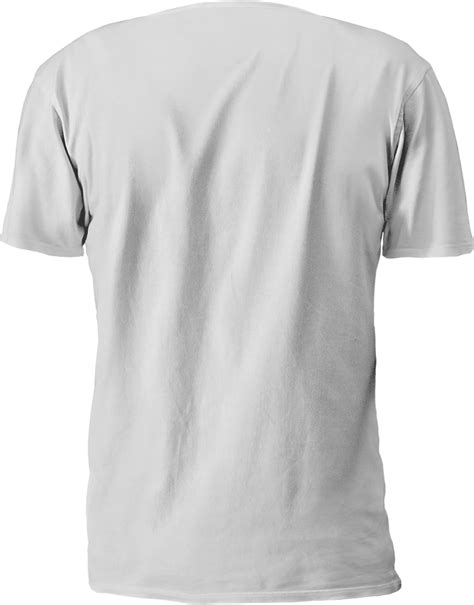 Print Back T Shirt white t shirt back png www pixshark images
