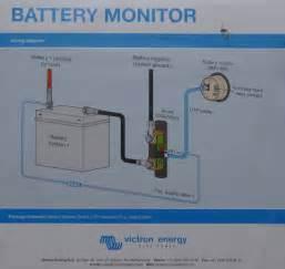 wiring installing a battery monitor sailnet community