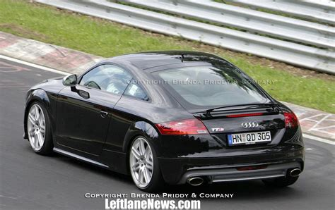 Audi Tt 2010 by 2010 Audi Tt Information And Photos Zombiedrive