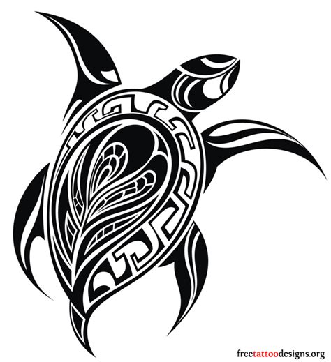 tribal turtle tattoo turtle tattoos polynesian and hawaiian tribal turtle designs