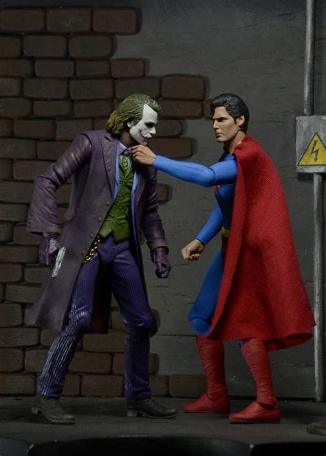 Promo Custom Superman 3 closer look dc comics joker batman and superman 7