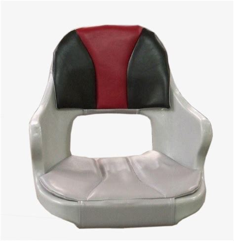 pontoon boat seat replacement covers non folding fishing seat