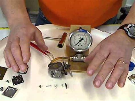 Reglage Carburateur Walbro Wa by Tarage Carburateur Walbro Etape 2