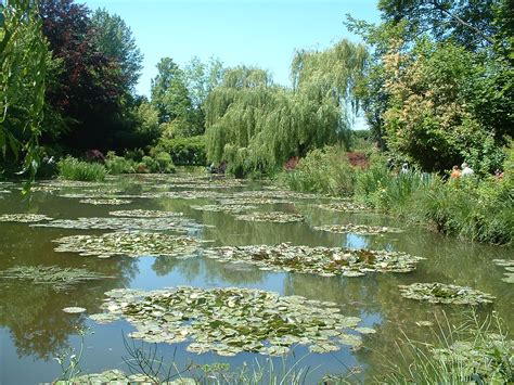 claude monet garten giverny