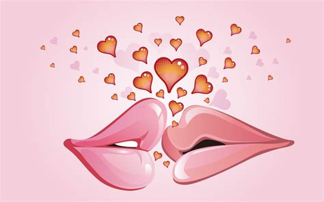 kiss  love wallpapers hd wallpapers id