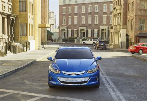 the 2016 chevy volt will cost 26 495 after federal tax credit