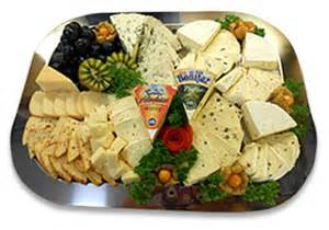 How To Decorate Cheese Platter by Bergader Decoration