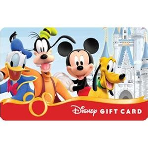 Gift Card Castle - your wdw store disney collectible gift card cinderella castle mickey friends