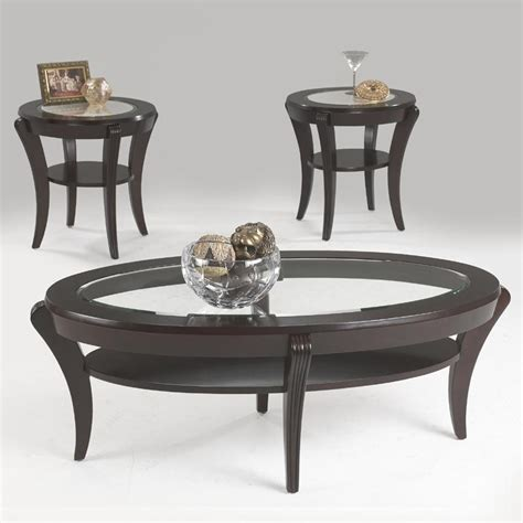 Klaussner Coffee Table Klaussner International Bandero 892 818 Ctbl Oval Cocktail