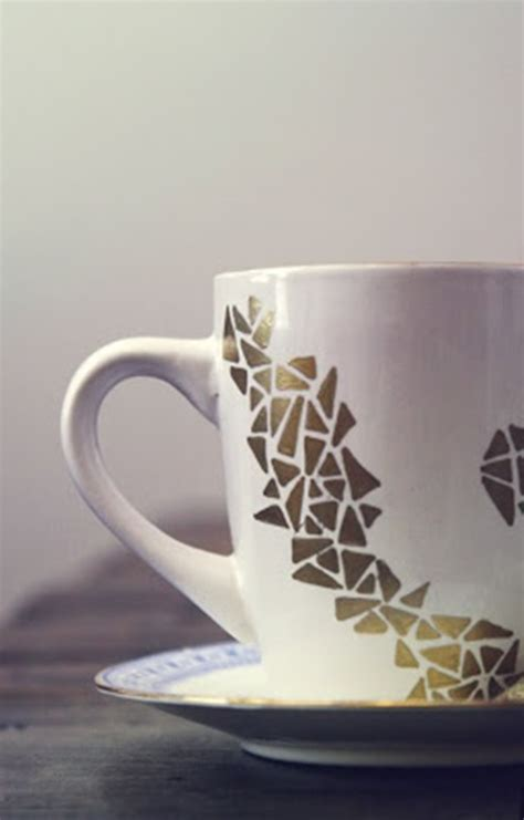 coffee mug ideas 40 creative coffee mugs painting ideas