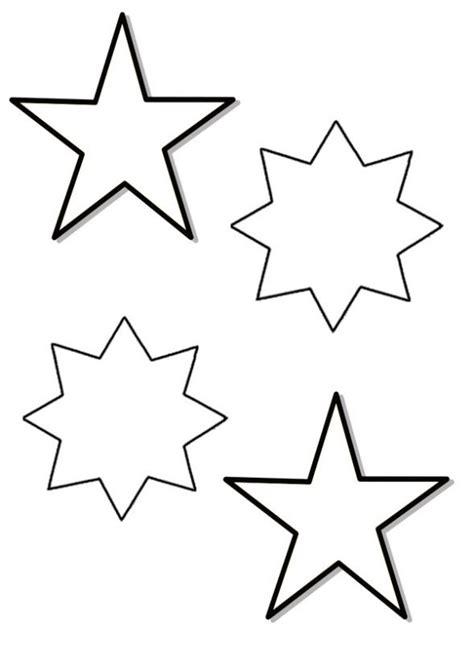 imagenes de estrellas de navidad para imprimir estrellas de navidad para colorear manualidades infantiles