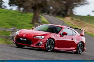 Gts Toyota 86 Ausmotive 187 Toyota 86 Gts Gives You Wings