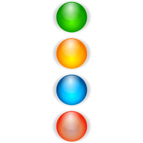 colored bullets colored bullets clipart cliparts of colored bullets free