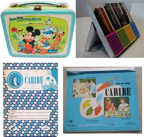 imagenes de utiles escolares de los años 80 lista de 250 tiles escolares de primaria de cuando era chamo