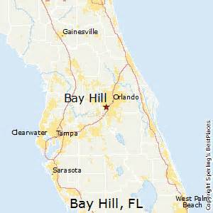 best places to live in bay hill florida