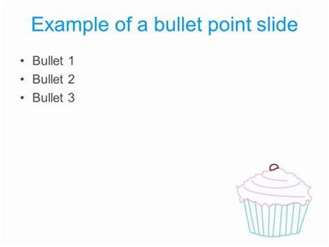 cupcake powerpoint template