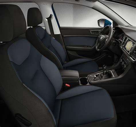 seat ateca interior karakteristisk og dynamisk bildesign seat ateca