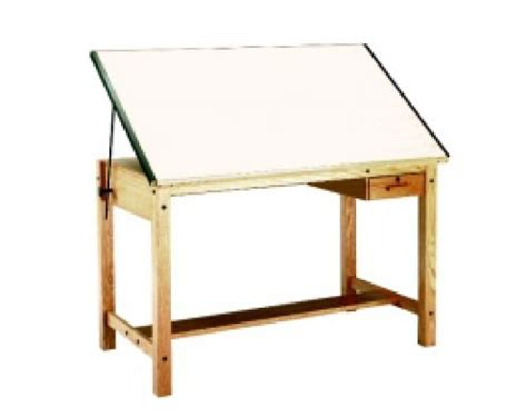 Build Drafting Table Woodwork How To Build A Drafting Board Pdf Plans