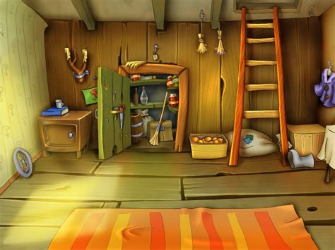 cartoon bedroom wallpaper strictly wallpaper cartoon attack 5 2d game designs