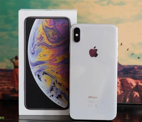 iphone xs max silver 256go telephony martin cyphoma