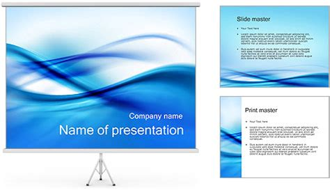 Powerpoint Vorlagen Blau Abstrakte Komposition Powerpoint Vorlagen Und Hintergr 252 Nde Id 0000001891 Smiletemplates