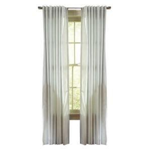 martha stewart curtains home depot martha stewart living rainwater faux silk back tab curtain
