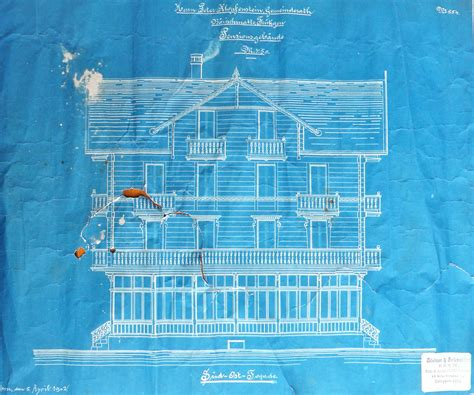 Blueprint Houses