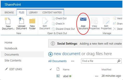 create a blueprint online creating a custom action in 2 steps with sharepoint