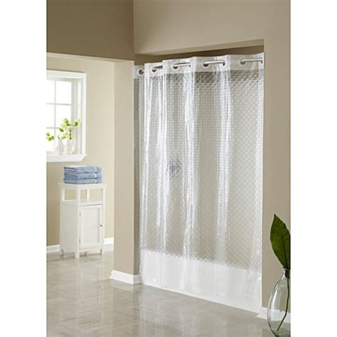 Buy Hookless 174 3d Diamond 71 Inch X 74 Inch Shower Curtain