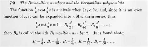 serre a course in arithmetic the bernoulli manifesto