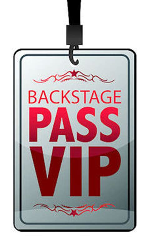 vip backstage pass template taguchi testing triggered marketing testing on overdrive