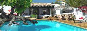 Spanish Houses Rent Family Villas In Ibiza Villa Rentals Ibiza Modern