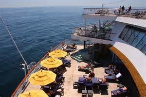 serenity deck what to expect on the carnival cruise ship paradise