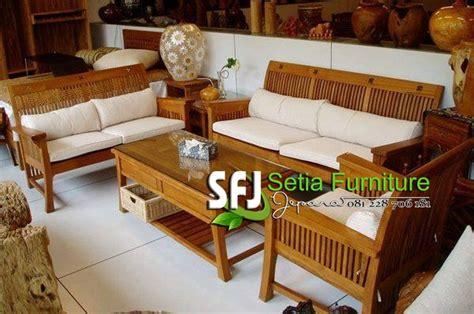 Kursi Tamu Di Medan kursi tamu minimalis setia furniture jepara