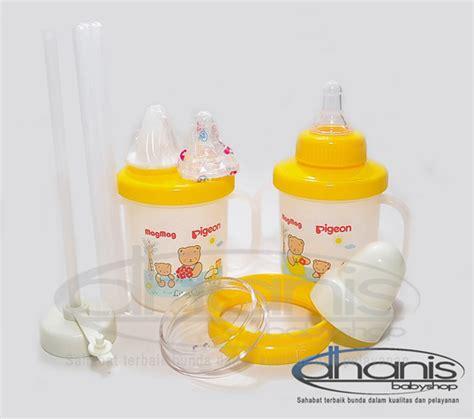 Set Peralatan Makan Bayi Us Baby Straw Cup 150ml jual tempat minum bayi pigeon magmag cup system