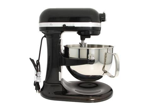 Kitchenaid Kp26m1x Professional 600 Series 6 Quart Bowl Lift Stand Mixer Caviar   Shipped Free