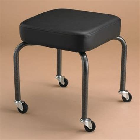 Therapy Stool by Sammons Square Therapy Stool